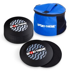 "Sport-Thieme ""Flow Slide Pads"" School and Club Set"
