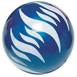 "Amaya ""Fire"" Gymnastics Ball"