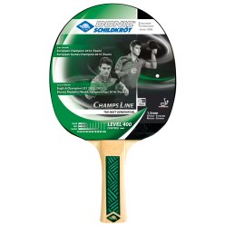 "Donic Schildkröt ""Champsline 400"" Table Tennis Bat"