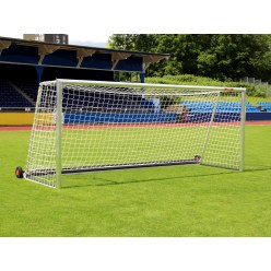 "Sport-Thieme® Fully Welded, ""Safety"" Youth Football Goal, 5x2 m with PlayersProtect"