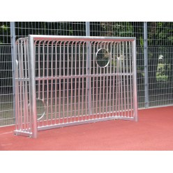 Sport-Thieme Fully Welded Leisure Goal with Target Cut-Outs