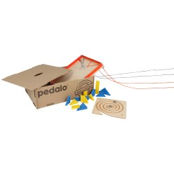 "Pedalo® ""Three"" Team Game Box"