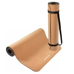 "Deuser Sports ""Cork"" Yoga Mat"