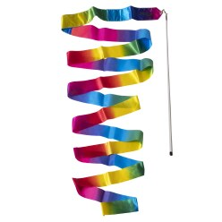 Sport-Thieme Multicoloured Gymnastics Ribbon Gymnastics Ribbon