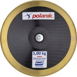 "Polanik ""CCD14 Carbon"" Competition Discus"