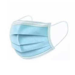 Set of Disposable Face Masks