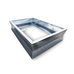 Installation Frame for Sport-Thieme® Adventure Trampolines