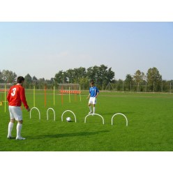 Set of Football Training Arches