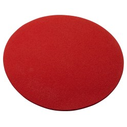 Sport-Thieme Floor Markers Red, Disc, ø 23 cm