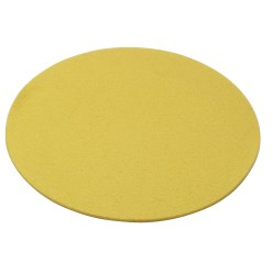 Sport-Thieme® Floor Markers Yellow, Disc, ø 23 cm