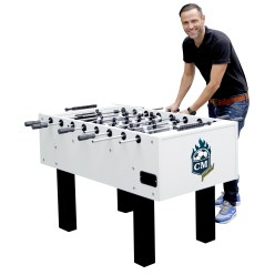 "Automaten Hoffmann® ""Tournament Chris Marks"" Table Football Table"