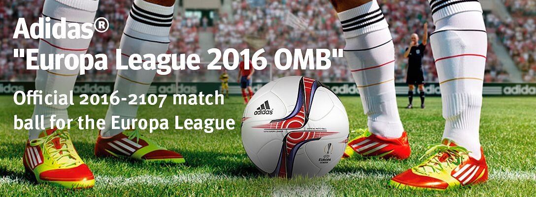 "Adidas® ""Europa League 2016 OMB"""