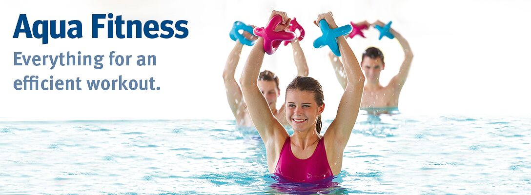 Aqua fitness - the efficient workout