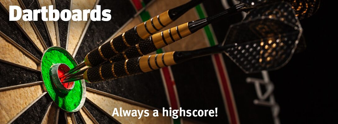 Dartboards - always a highscore