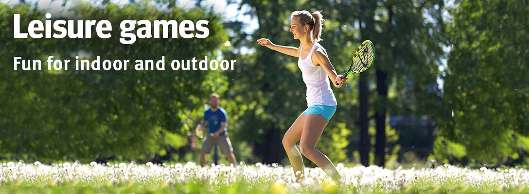 Leisure games: order here and enjoy summer!