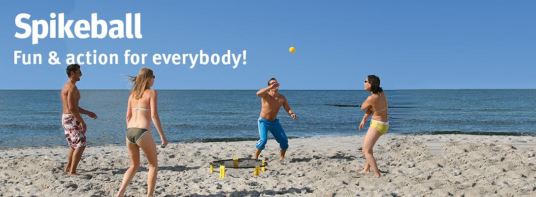 Spikeball: join the new trend!