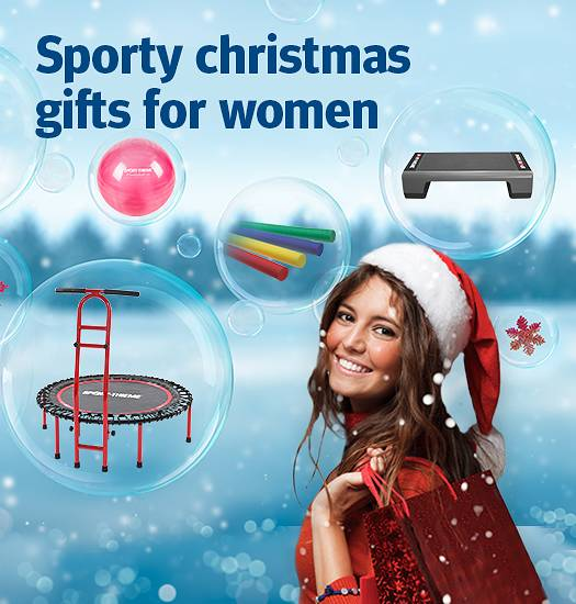 Sporty christmas gifts for women