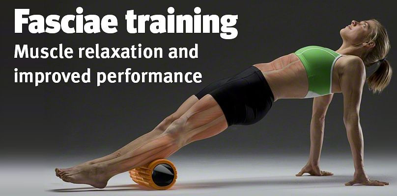 Fasciae training: discover the trend
