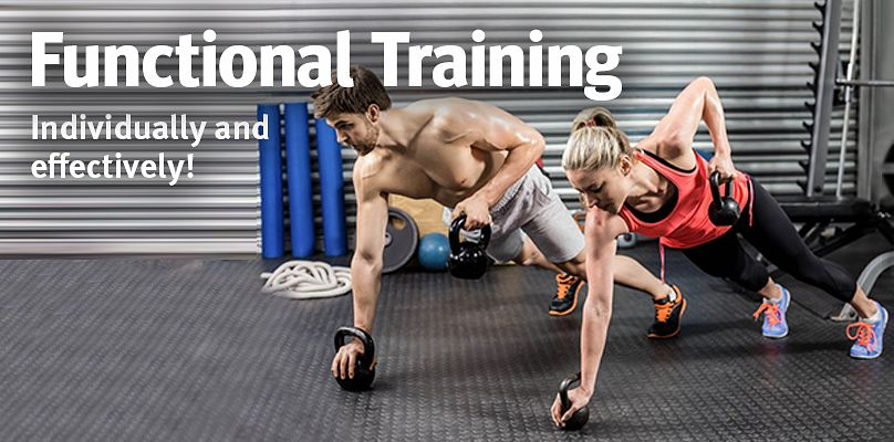 Functional Training: Individually and effectively!