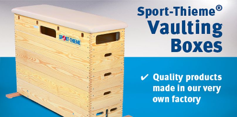 Sport-Thieme® Vaulting Boxes