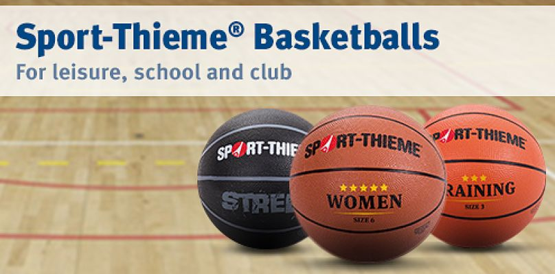 Sport-Thieme Basketballs